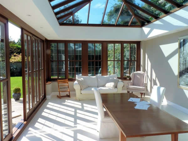 Roof lantern installers South Wales