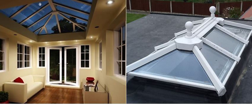 Roof Lantern Installers Cardiff, Bridgend and South Wales
