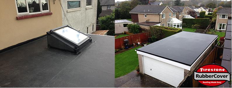Flat Roofing Bridgend South Wales